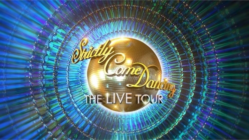 T18.01.28 Stricly Come Dancing The Live Tour 28th January 2018