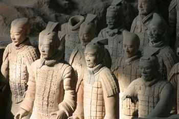 E18.03.24- 24th March 2018 - Terracotta Warriors in Liverpool