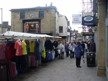 E18.04.14 - 14th April 2018 - Skipton Market
