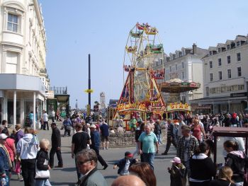 E18.05.05 - 5th May 2018 - Llandudno Victorian Extravaganza