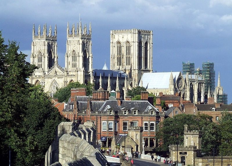 E18.05.30 - 30th May - York & York Minster (Coach Only)