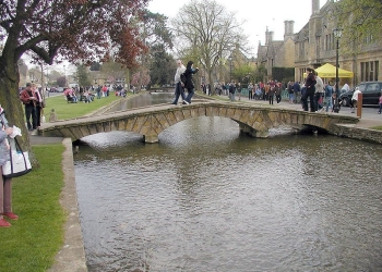 E18.06.01 - 1st June - Bourton on the Water & Cotswolds