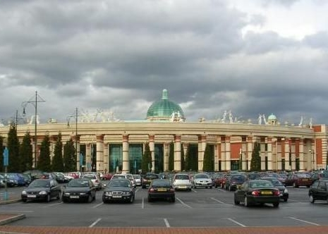 E18.07.27 - 27th July - Trafford Centre Shopping Mall
