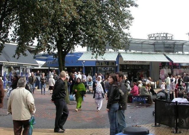 E18.08.01 - 1st August - Bury's World Famous Market