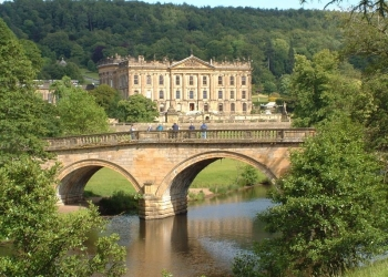 E18.08.15 - 15th August - Chatsworth House & Gardens