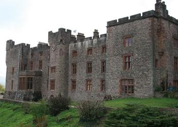 E18.08.23 - 23rd August - Muncaster Castle, Gardens & Owl Centre
