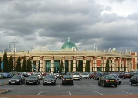 E18.10.23 - 23rd October - Trafford Centre Shopping Mall