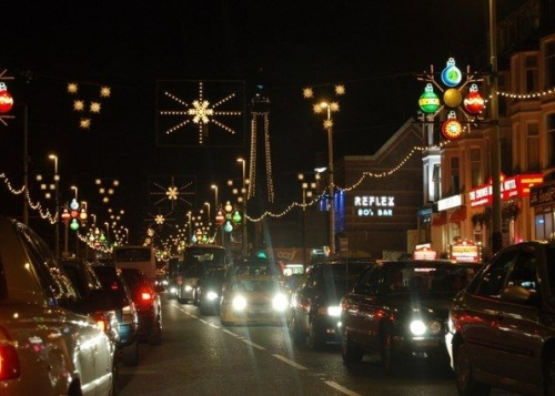 E18.11.02 - 2nd November - Blackpool & The World Renowned Illuminations