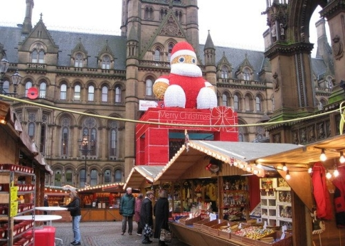 E18.11.30 - 30th November - Manchester Christmas Market