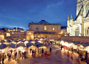 E18.12.01 - 1st December - York for St Nicholas Christmas Fayre