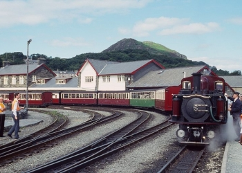 E18.08.20 - 20th August - Ffestiniog Railway & Portmadog