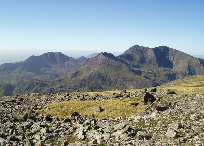 E18.07.25 - 25th July - Majestic Snowdonia, Llanberis and Caernarfon