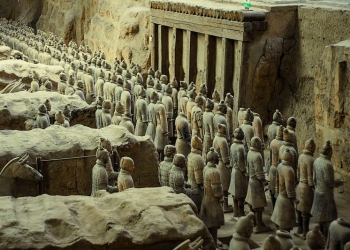 E18.08.14 - 14th August - China's First Emperor & Terracota Warriors