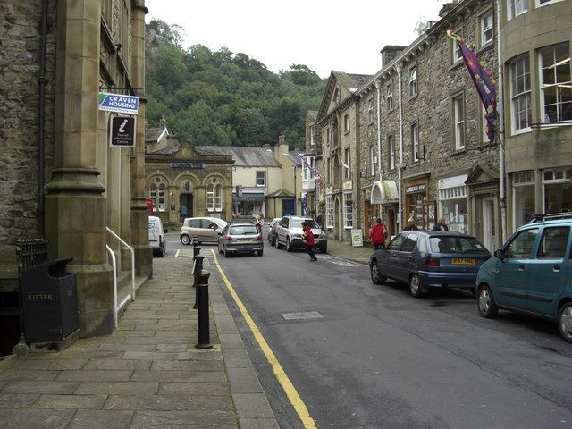 E18.09.04 - 4th September - Ingleton & The Market Town of Settle