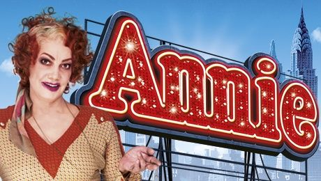 T19.02.14 - Annie 14th February 2019 - 2.30pm