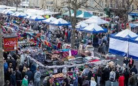E19.03.23 23rd March 2019 Skipton on Market Day