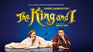 T19.04.29 The King & I  29th April 2019 7.30pm show