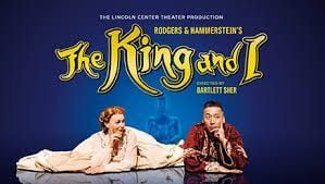 T19.05.02 - The King & I 2nd May 2019 2.30pm show