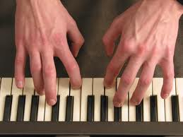 hands on keys