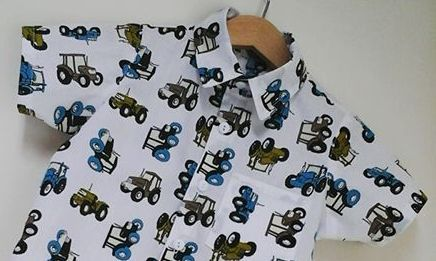 Tractor shirt - Copy