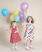 <!-- 001 --> Girls Spring/Summer Dresses