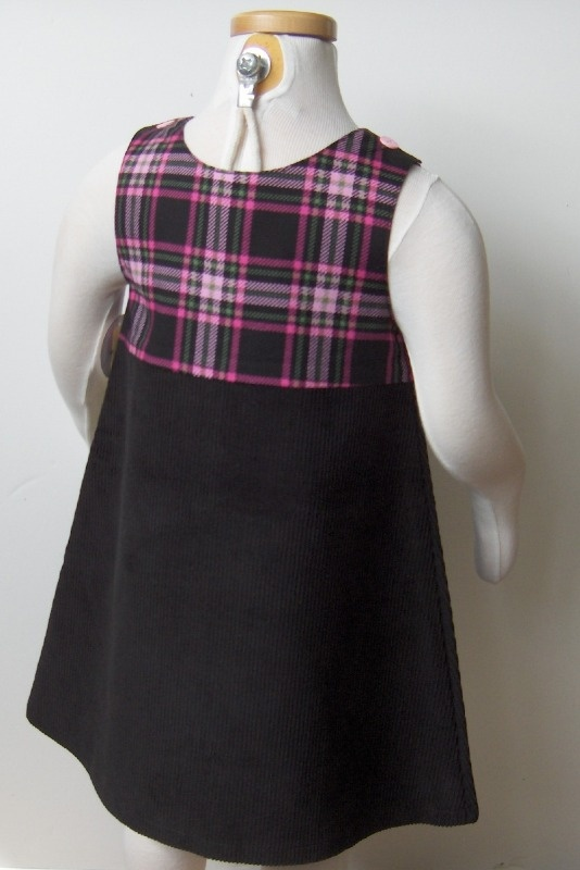 pink tarten black cord 3