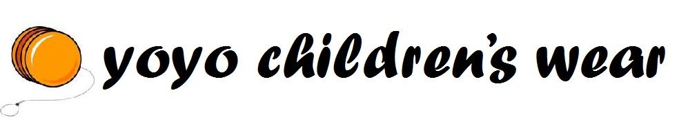 www.yoyochildrenswear.com, site logo.