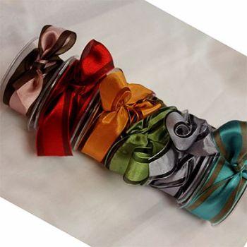 Sold center band ribbon
