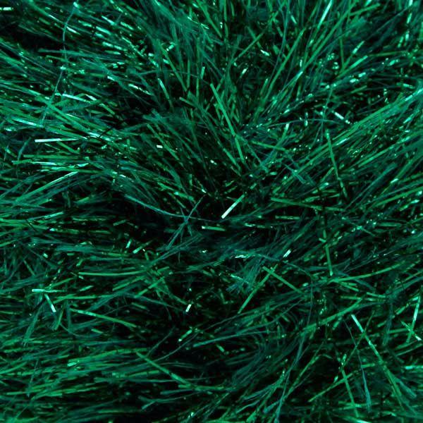 Tinsel chunky 216 - Emerald