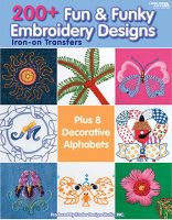 200+ Embroidery transfers