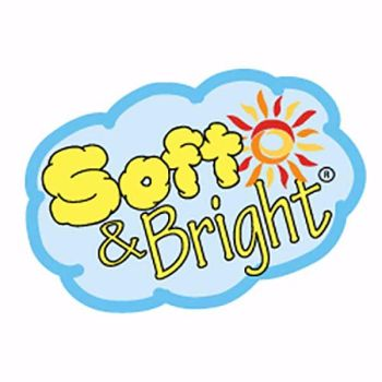Soft & Bright - Sold by the 1/2 metre - from