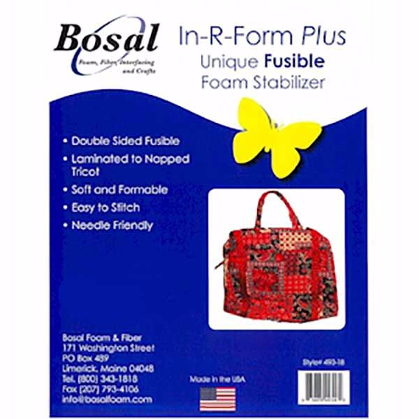 Bosal in - r - Form