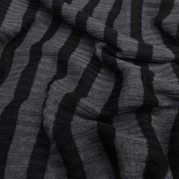 Chunky Rib Knit - 150 cm wide. sold by the metre.