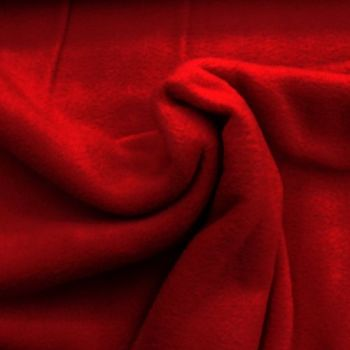 Red Polar Fleece from