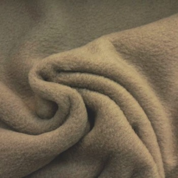 Beige Polar Fleece - per half metre