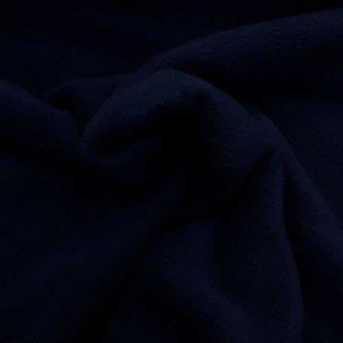 Dark Blue Polar Fleece from