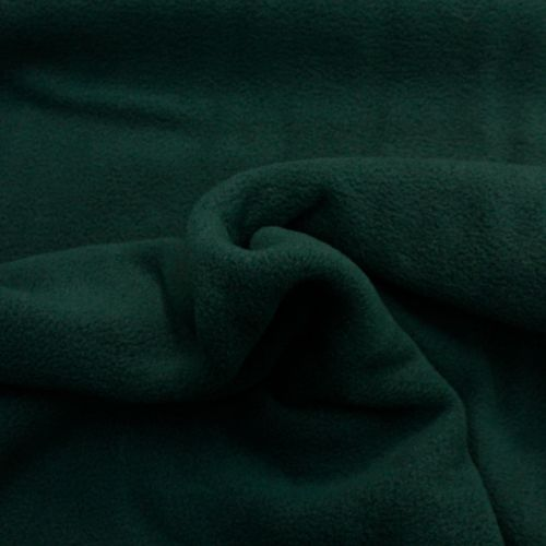 Dark Green Polar Fleece from