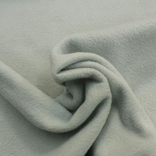 Silver Grey Polar Fleece from
