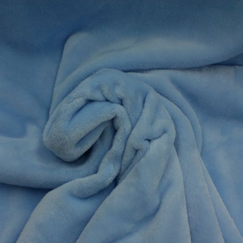 Baby Blue Cuddles Fleece from