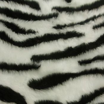 Zebra Print 150cm wide - Sold by the 1/2 meter