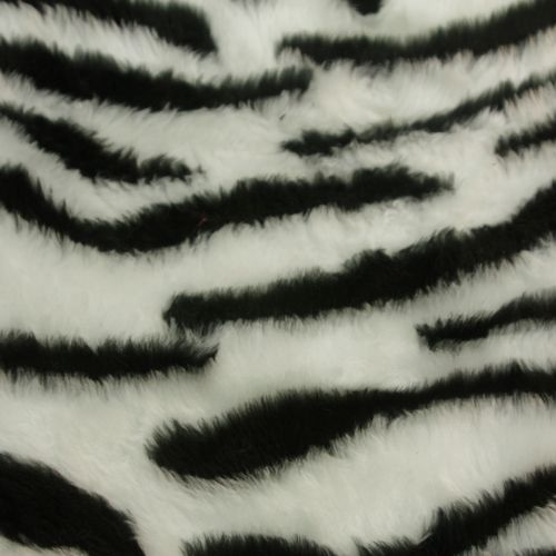 Zebra Print 150cm wide - Sold by the 1/2 meter - From