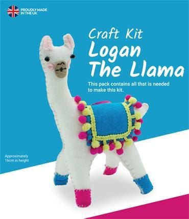Logan the Lama