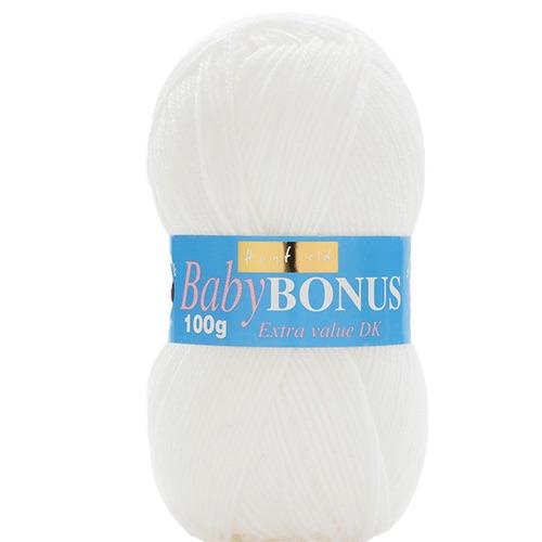 Hayfield Baby Bonus DK - Sold in 100grm balls
