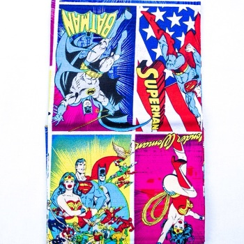 Justice League - fat quarter