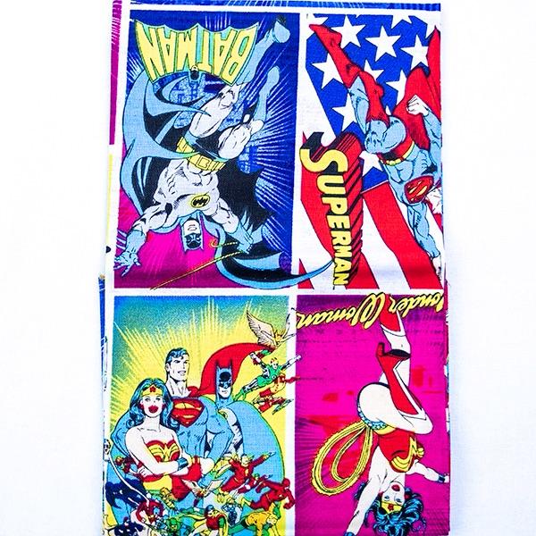 Avengers Fat quarter - sold singly - each