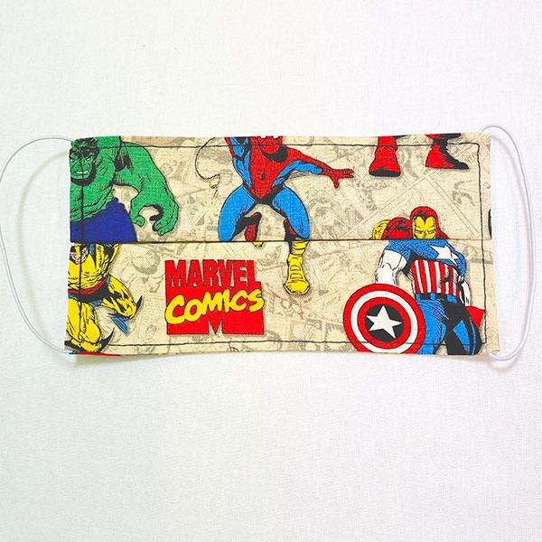Avengers face mask