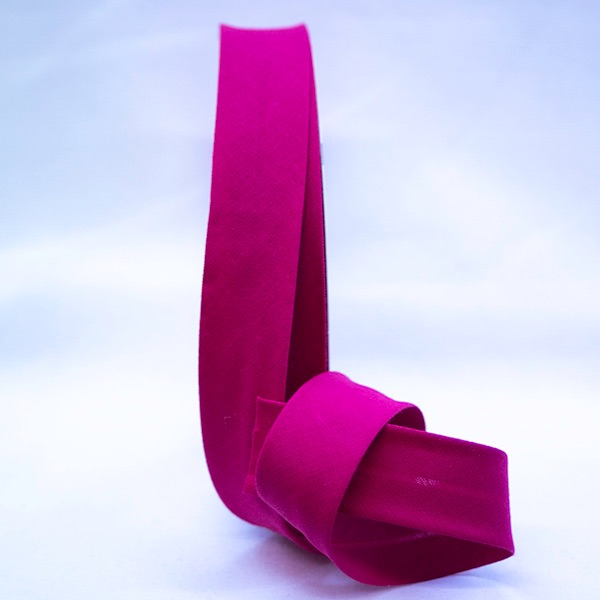 Bias Binding - Colour 79 Fucsia - Sold by the metre - from