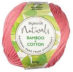 Naturals Bamboo Cotton