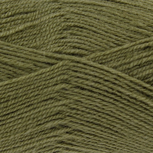King Cole Big Value 4ply - 3300 Olive sold by the ball