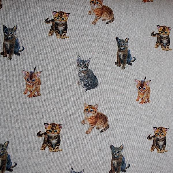 Cute Cats - Craft Cotton